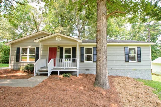140 Knob Drive, Carrollton, GA 30116 (MLS #6070902) :: North Atlanta Home Team