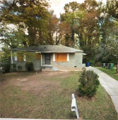 245 Argus Circle NW, Atlanta, GA 30331 (MLS #6070948) :: The Cowan Connection Team