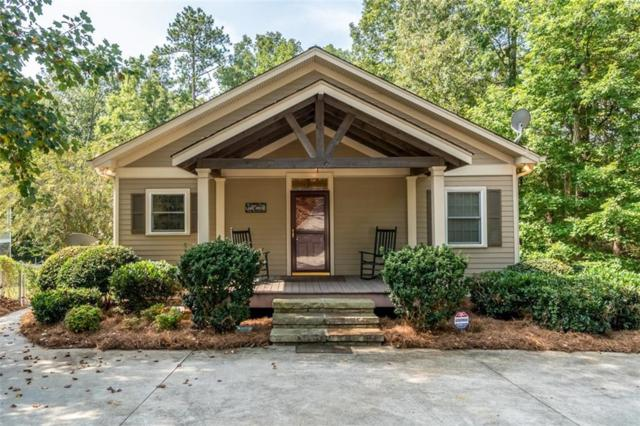 4802 Odell Drive, Gainesville, GA 30504 (MLS #6070954) :: The Cowan Connection Team