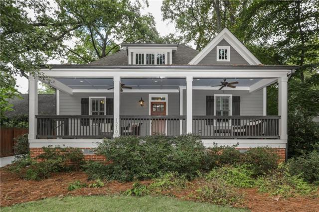 1210 Oakview Road, Decatur, GA 30030 (MLS #6070999) :: The Russell Group