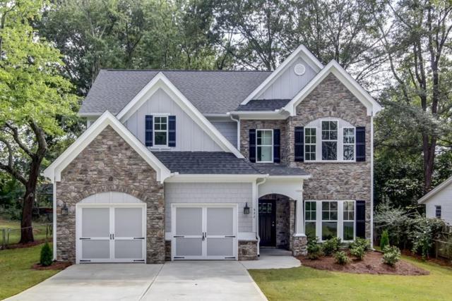 1341 Pierce Avenue, Smyrna, GA 30080 (MLS #6071051) :: The Cowan Connection Team