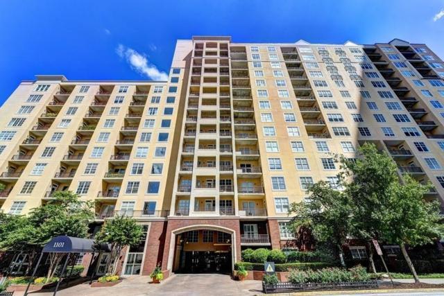 1101 Juniper Street NE #717, Atlanta, GA 30309 (MLS #6071064) :: Buy Sell Live Atlanta