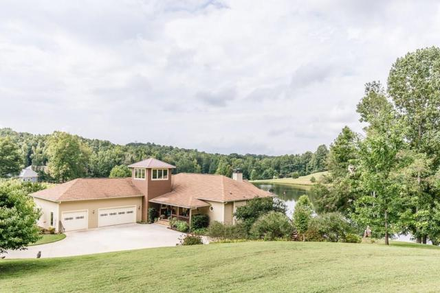 536 Green Meadows, Dahlonega, GA 30533 (MLS #6071074) :: The Cowan Connection Team