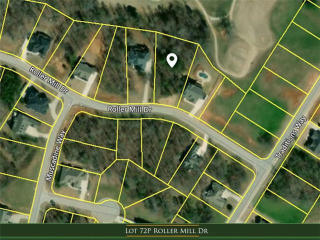 72P Roller Mill Drive, Jefferson, GA 30549 (MLS #6071080) :: The Russell Group