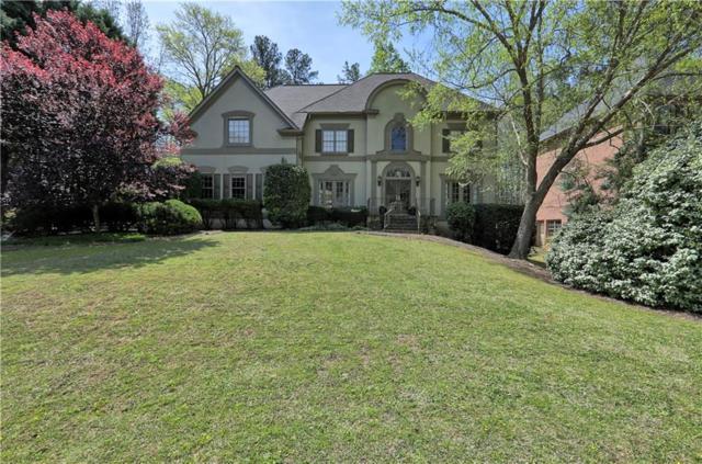 9345 Nesbit Lakes Drive, Alpharetta, GA 30022 (MLS #6071126) :: North Atlanta Home Team