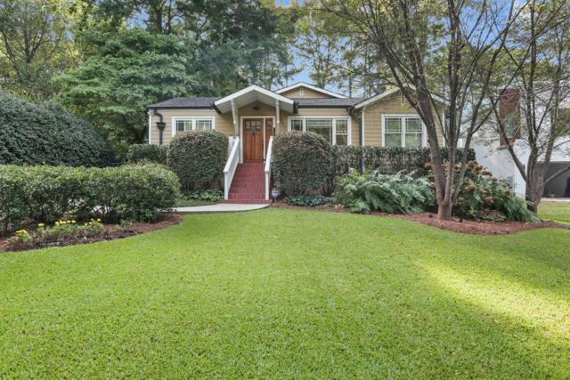 1441 Woodland Hills Drive, Atlanta, GA 30324 (MLS #6071134) :: The Bolt Group