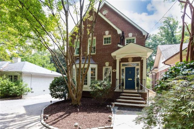 97 Huntington Road NE, Atlanta, GA 30309 (MLS #6071237) :: North Atlanta Home Team