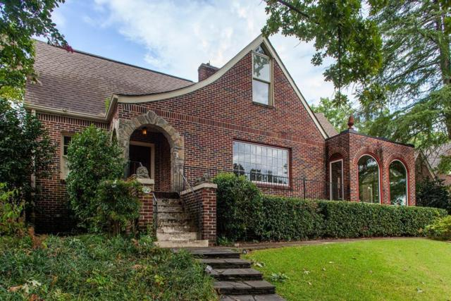 1751 N Pelham Road NE, Atlanta, GA 30324 (MLS #6071260) :: The Russell Group