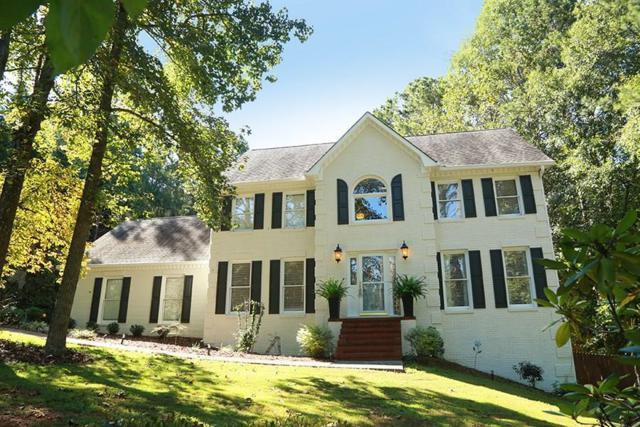 809 Pinehurst Drive, Woodstock, GA 30188 (MLS #6071297) :: Iconic Living Real Estate Professionals
