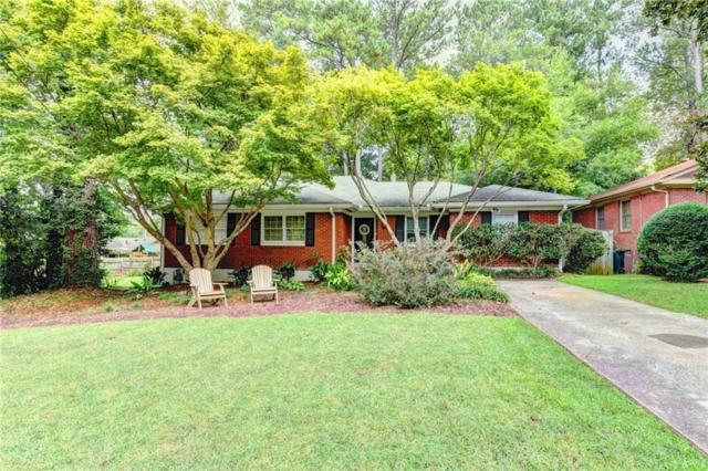 1206 Briar Hills Drive NE, Atlanta, GA 30306 (MLS #6071315) :: Rock River Realty