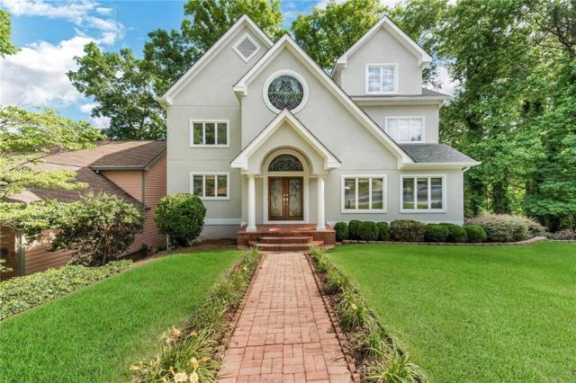 180 Kinross Ct, Roswell, GA 30076 (MLS #6071316) :: North Atlanta Home Team