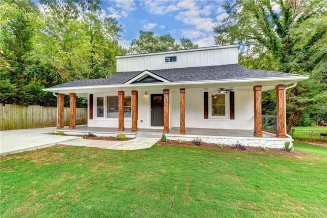 2038 Castlegate Terrace, Decatur, GA 30032 (MLS #6071322) :: Buy Sell Live Atlanta