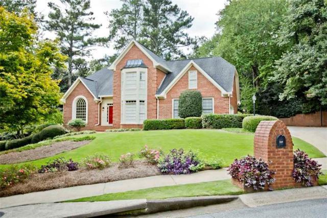 349 Lands Mill SE, Marietta, GA 30067 (MLS #6071334) :: Rock River Realty