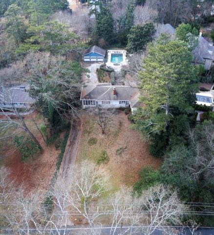 4916 Lake Forrest Drive, Atlanta, GA 30342 (MLS #6071471) :: Iconic Living Real Estate Professionals