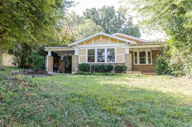 1161 Briarcliff Place NE, Atlanta, GA 30306 (MLS #6071482) :: Dillard and Company Realty Group
