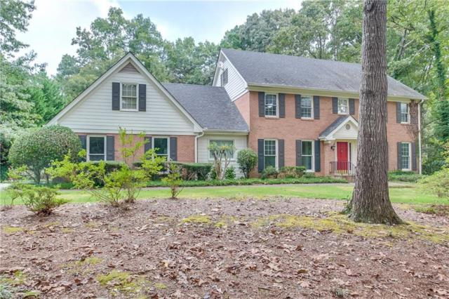 445 Dix Lee On Drive, Fayetteville, GA 30214 (MLS #6071575) :: The Cowan Connection Team