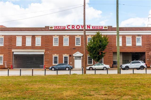 320 Martin Luther King Jr Drive SE #14, Atlanta, GA 30312 (MLS #6071585) :: The North Georgia Group