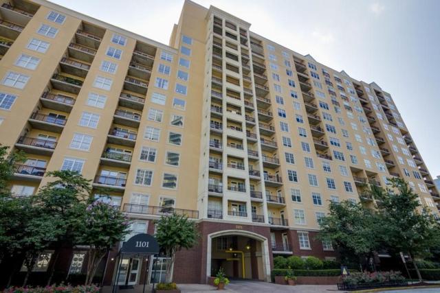 1101 Juniper Street NE #813, Atlanta, GA 30309 (MLS #6071662) :: Buy Sell Live Atlanta