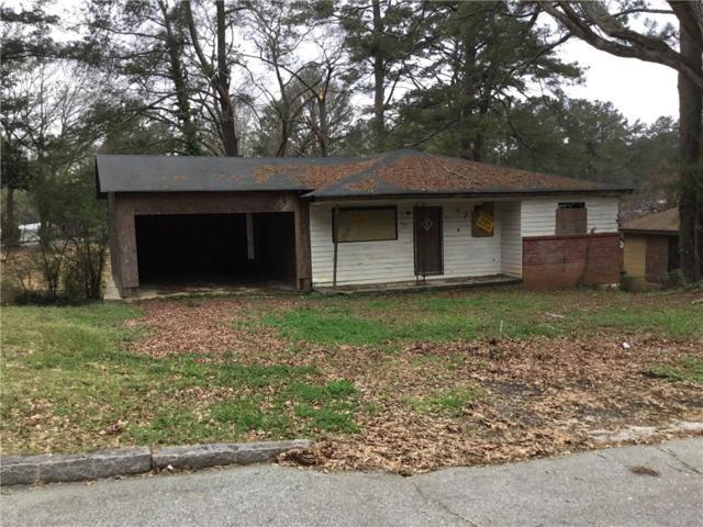 1546 Glenrock Drive NW, Atlanta, GA 30318 (MLS #6071671) :: The Cowan Connection Team