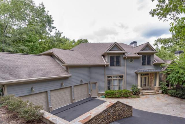 133 Red Fox Drive, Big Canoe, GA 30143 (MLS #6071694) :: The Russell Group