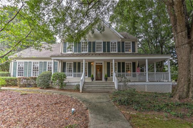 5205 Hunters Oaks Drive, Alpharetta, GA 30009 (MLS #6071697) :: North Atlanta Home Team