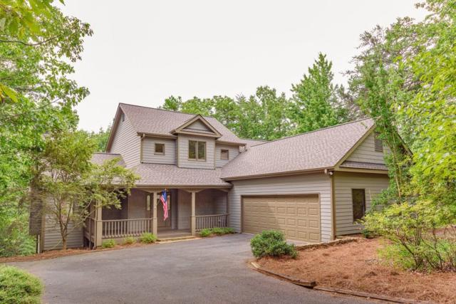 484 Gadalutsee Pass, Big Canoe, GA 30143 (MLS #6071699) :: The Russell Group