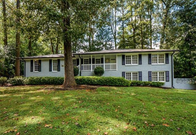 2418 Brookdale Drive NE, Atlanta, GA 30345 (MLS #6071729) :: Iconic Living Real Estate Professionals