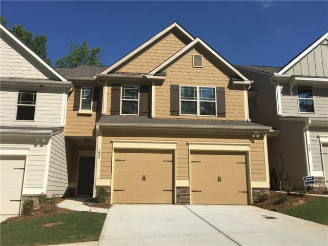 235 Oakview Drive, Canton, GA 30114 (MLS #6071741) :: The Cowan Connection Team