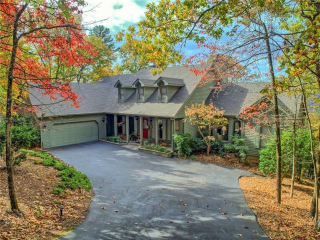 90 Summit Drive W, Big Canoe, GA 30143 (MLS #6071820) :: The Russell Group