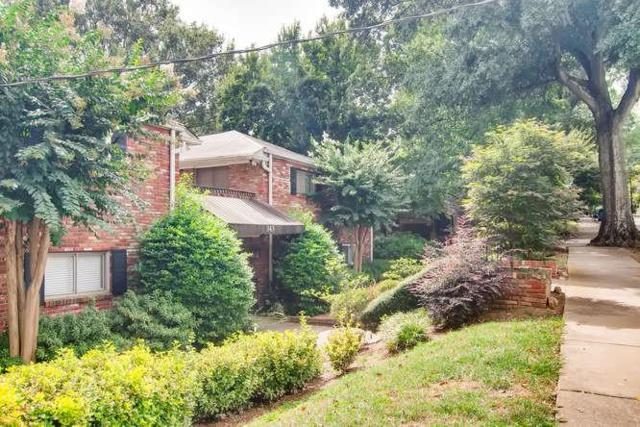 343 8th Street T4, Atlanta, GA 30309 (MLS #6071823) :: The North Georgia Group