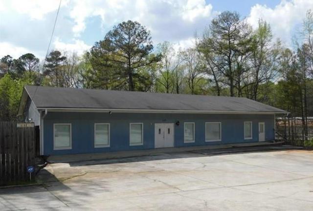533 Plaza Drive, Monroe, GA 30655 (MLS #6071842) :: The Bolt Group