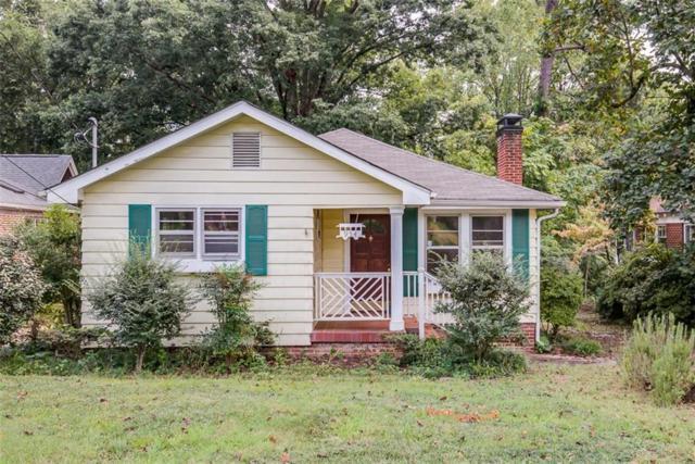 954 Alloway Place SE, Atlanta, GA 30316 (MLS #6071922) :: Iconic Living Real Estate Professionals