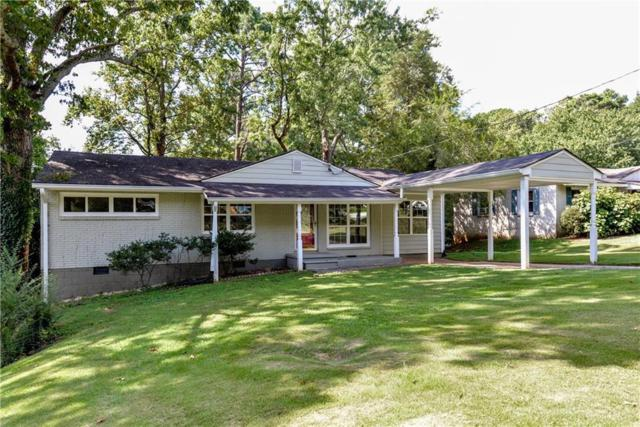 3031 Anthony Drive, Decatur, GA 30033 (MLS #6071958) :: The Zac Team @ RE/MAX Metro Atlanta