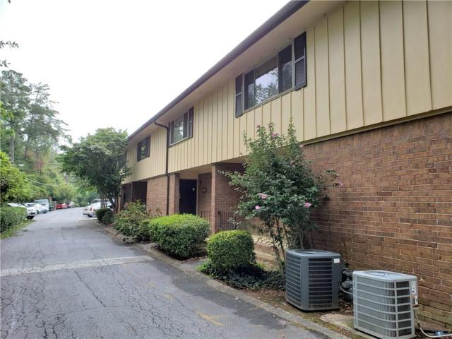 2518 NE Bradford Square #2518, Atlanta, GA 30345 (MLS #6072047) :: Iconic Living Real Estate Professionals