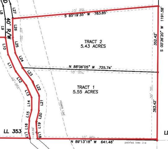 Tr 1&2 Youngs Station Road, Cedartown, GA 30125 (MLS #6072049) :: Main Street Realtors