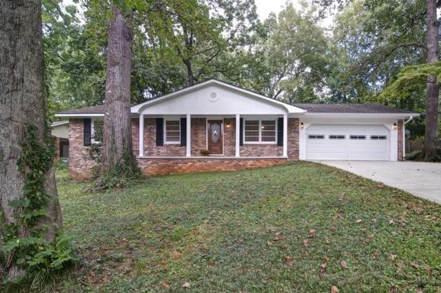 46 Hunting Creek Drive, Marietta, GA 30068 (MLS #6072064) :: The Cowan Connection Team