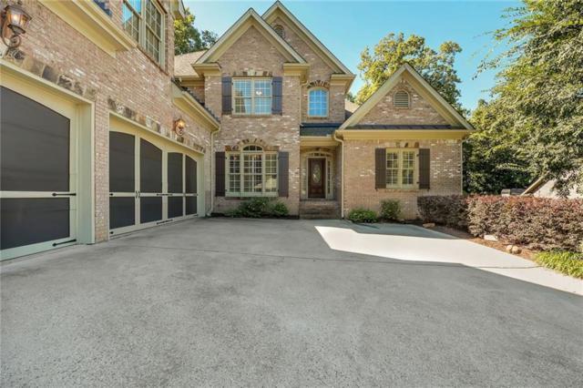 750 E Shore Drive, Canton, GA 30114 (MLS #6072094) :: RE/MAX Paramount Properties