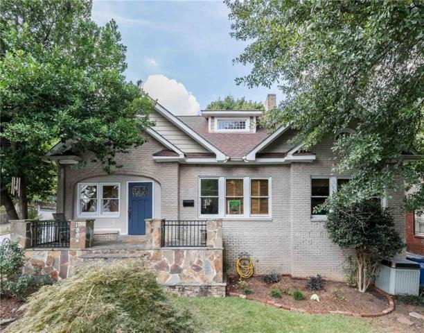 1448 N Highland Avenue NE, Atlanta, GA 30306 (MLS #6072115) :: North Atlanta Home Team