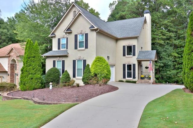 610 Villa Estates Lane, Woodstock, GA 30189 (MLS #6072154) :: The Russell Group