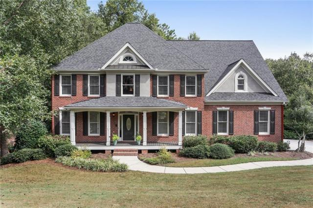 937 Thousand Oaks Bend NW, Kennesaw, GA 30152 (MLS #6072156) :: The Cowan Connection Team