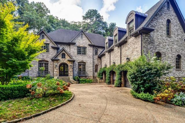 1118 W Wesley Road NW, Atlanta, GA 30327 (MLS #6072222) :: North Atlanta Home Team