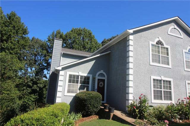 4159 Lake Mist Drive NW, Kennesaw, GA 30144 (MLS #6072256) :: Kennesaw Life Real Estate