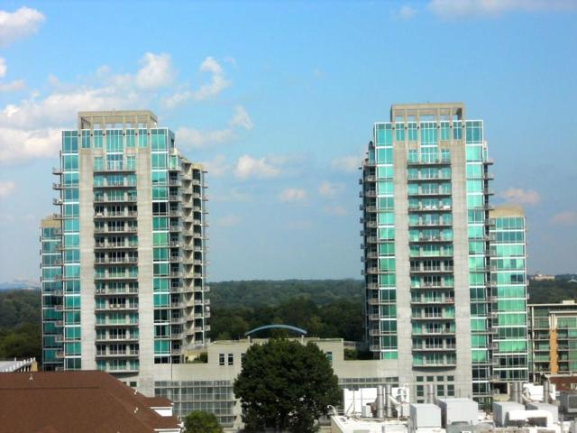 943 Peachtree Street NE #1117, Atlanta, GA 30309 (MLS #6072263) :: Kennesaw Life Real Estate