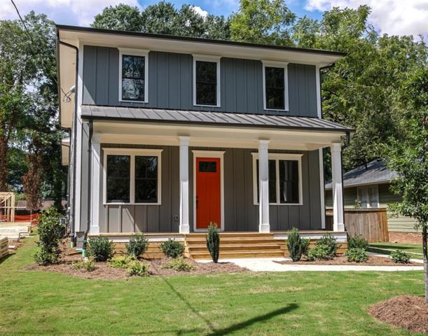 200 Hutchinson Street NE B, Atlanta, GA 30307 (MLS #6072273) :: North Atlanta Home Team