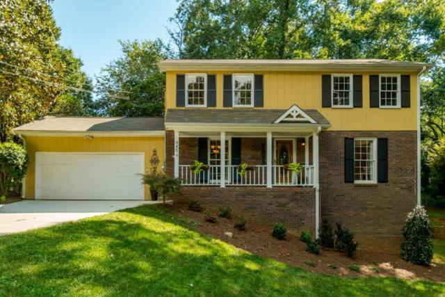 445 Stonebridge Drive, Roswell, GA 30075 (MLS #6072303) :: The Russell Group