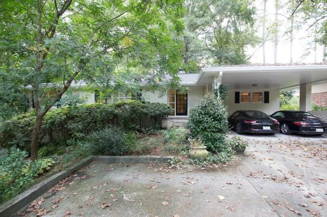 1030 Crane Road, Atlanta, GA 30324 (MLS #6072315) :: RE/MAX Paramount Properties