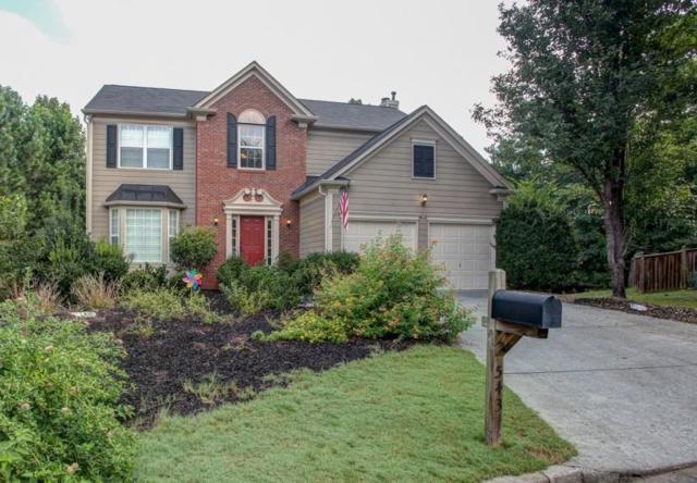 543 Keeneland Avenue, Woodstock, GA 30189 (MLS #6072335) :: RE/MAX Prestige