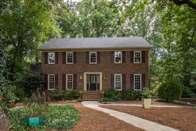 1441 Vernon Village Court, Dunwoody, GA 30338 (MLS #6072349) :: Dillard and Company Realty Group
