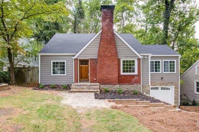 1823 Montrose Drive, East Point, GA 30344 (MLS #6072398) :: Iconic Living Real Estate Professionals