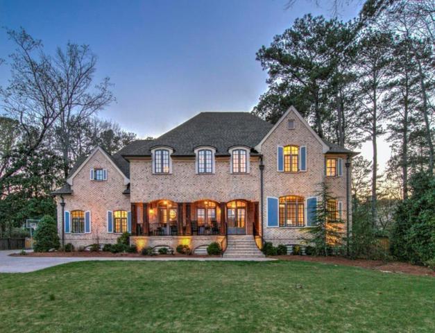 4182 Powers Ferry Road NW, Atlanta, GA 30342 (MLS #6072431) :: North Atlanta Home Team